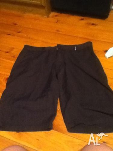 Black pants-mens