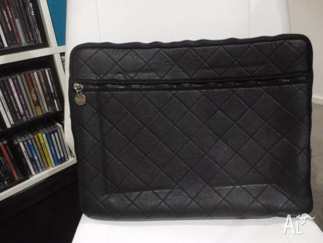 Black quilted 17