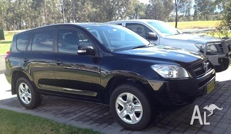black toyota rav 4 2011 cv model for sale in darlington new south wales classified australialisted com black toyota rav 4 2011 cv model for