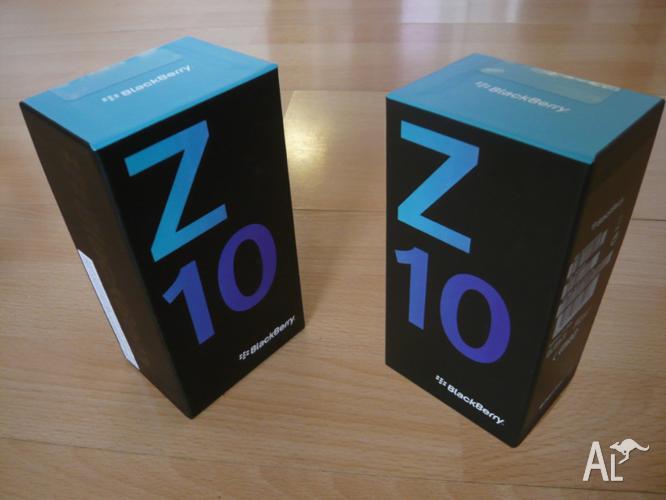 Blackberry z10 Unlocked in box
