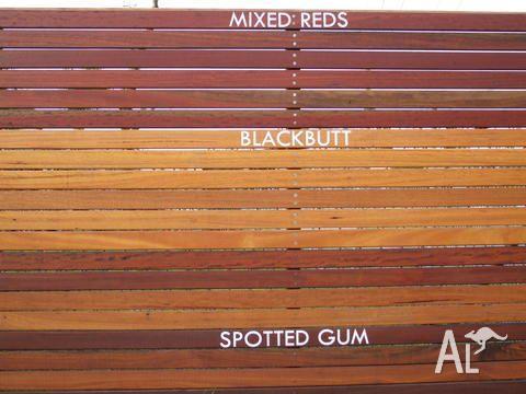 Blackbutt Decking 64x19mm For Sale In Dromana Victoria