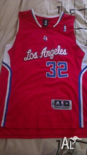 Blake Griffin Clippers Away Jersey