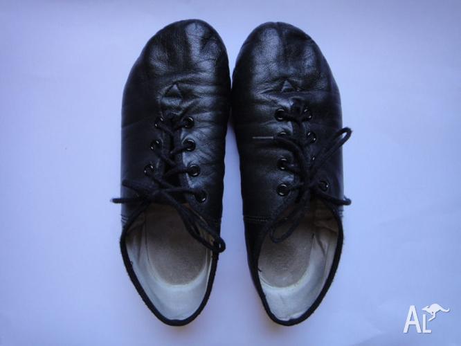 Bloch Jazz Split Sole Shoes Black-Size 5