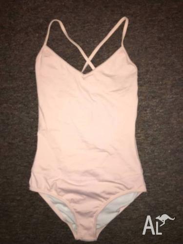 Bloch Leotard Pastel Pink for Women EXCELLENT CONDITION