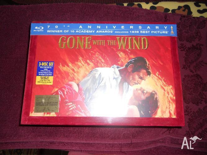 Blue Ray DVD Set
