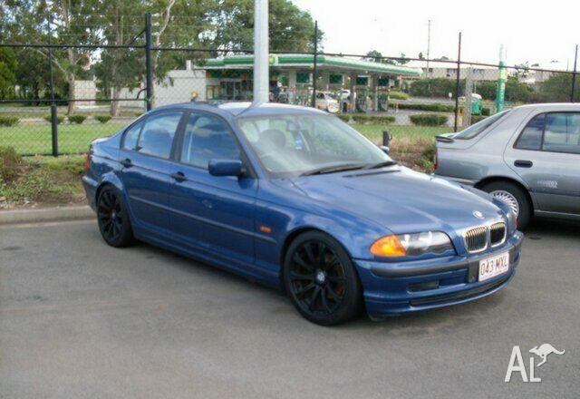 BMW 318i EXECUTIVE STEPTRONIC E46 2001 for Sale in WATERFORD, Queensland Classified ...