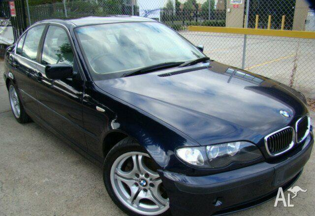 bmw 325i e46 my2003 2003 for sale in ingleburn new south wales classified. Black Bedroom Furniture Sets. Home Design Ideas