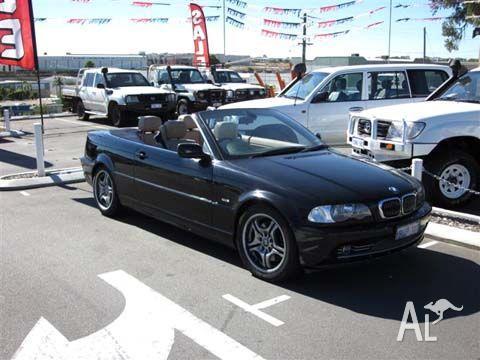 BMW 3 30CI  2000