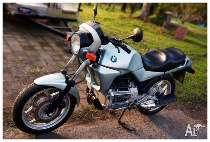 Image gallery for BMW K750 SPORTS AND TOURING BIKE ...