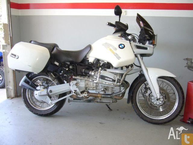 bmw r1100gs 1100cc 1994 for sale in nowra new south wales. Black Bedroom Furniture Sets. Home Design Ideas