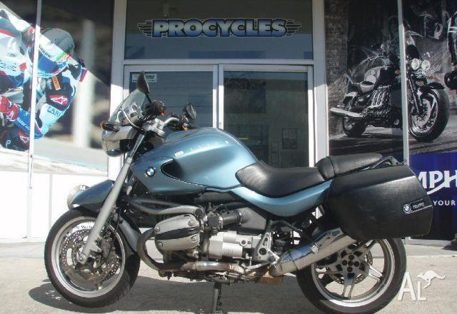 bmw r1150r 1100cc 2001 for sale in st peters new south. Black Bedroom Furniture Sets. Home Design Ideas