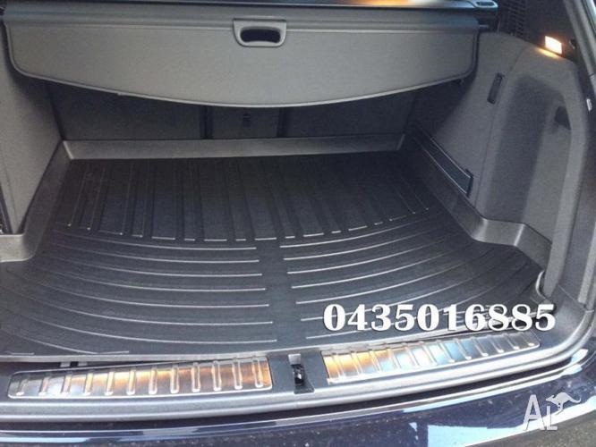BMW X3 2011 - Current Model Boot Liner Cargo Mat Trunk
