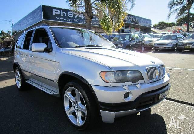 BMW X5 4.6is E53 2002 for Sale in CROYDON, New South Wales ...
