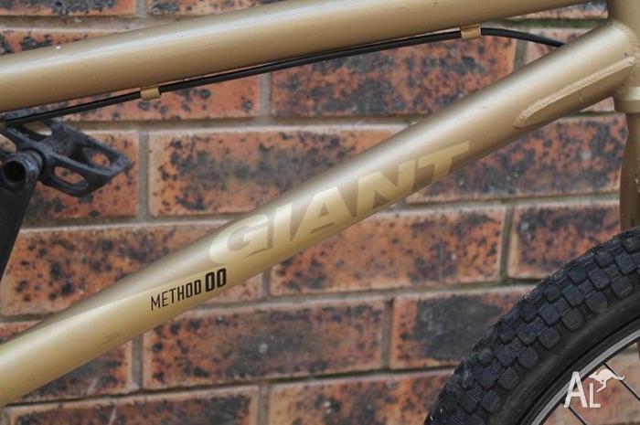 BMX Method 00 Push Bike
