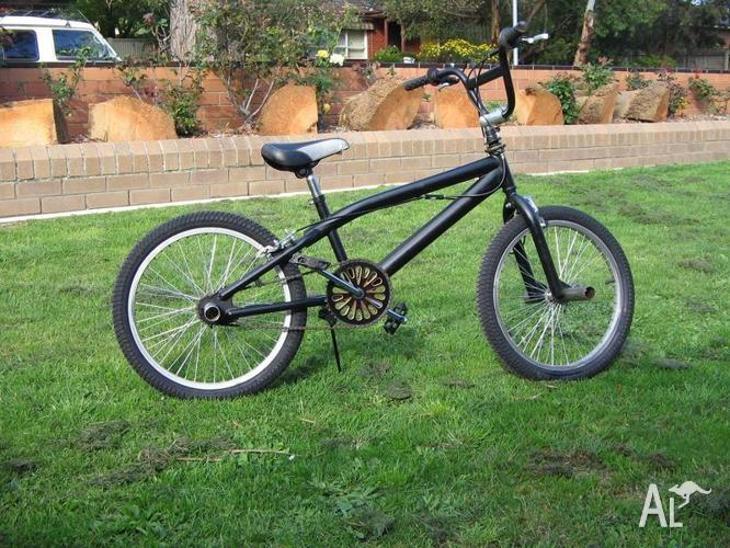 BMX Style Bicycle