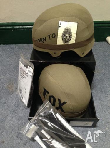 BN Fox Skate / Bike Helmets for sale