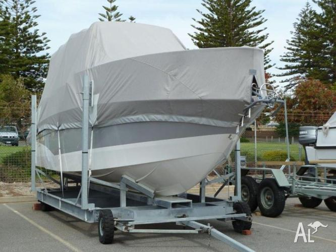 Boat cover - Winterise and protect your boat