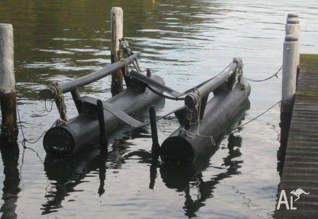 Boat Lift - Air Dock 2.2 Ton / 2200kg - Second Hand