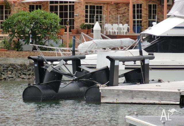 Boat Lift - Air Dock 4 Ton/4000kg - Second Hand