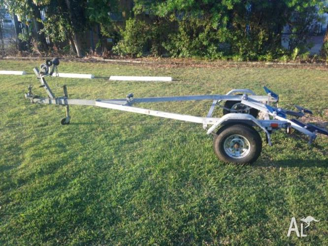 Boat Trailer for 3 to 4 meter tinnie