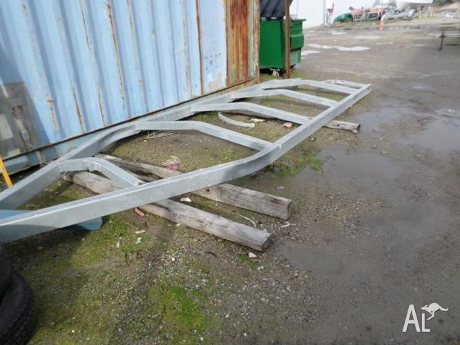 BOAT TRAILER FRAMES for Sale in PEARCEDALE, Victoria Classified ...