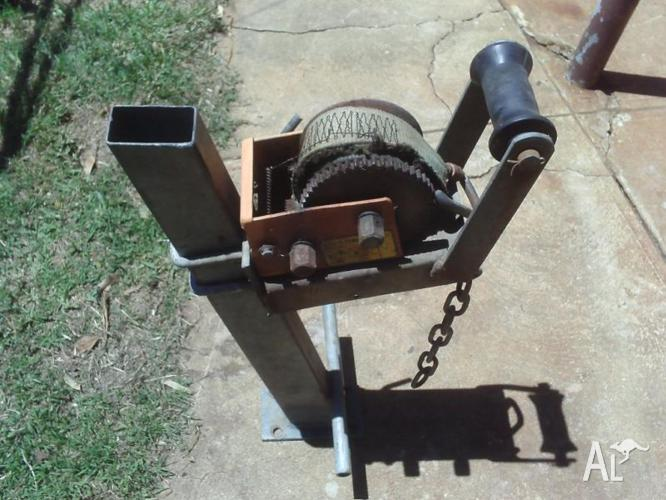 Boat Trailer Winch Post for Sale in BUNDEENA, New South