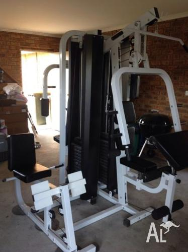 Body iron home gym for sale in hiamdale victoria