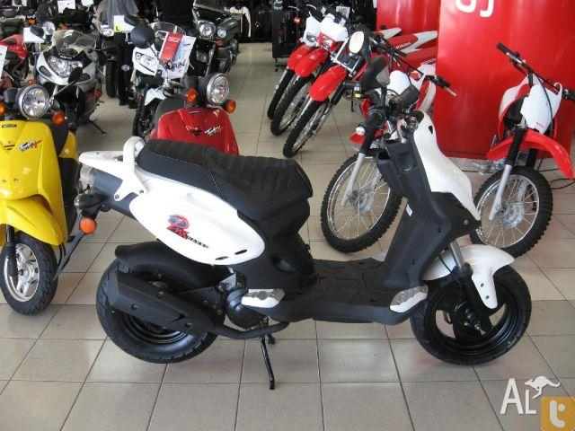 2011 PGO PMX Naked 50 specifications and pictures