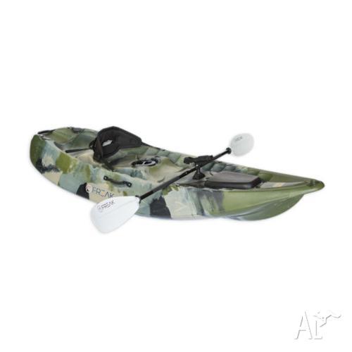 Bomba Family (1.5) seater kayak package