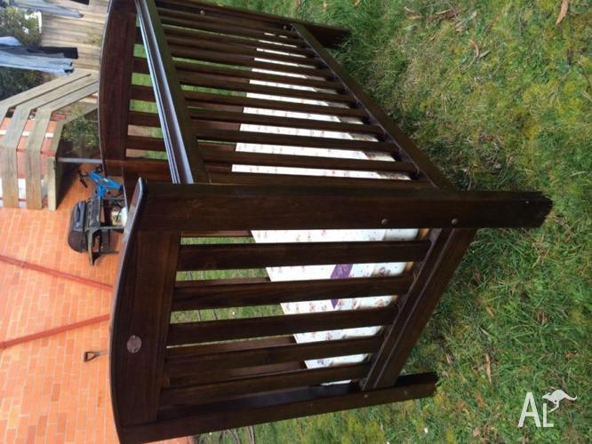 Boori Cot Bed For Sale In Mount Nelson Tasmania