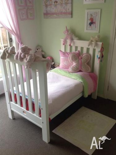 BOORI COT/JUNIOR BED for sale