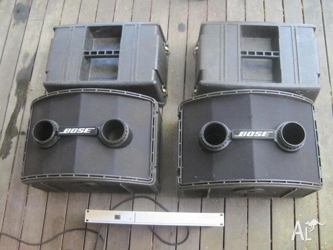 bose 802 speakers for sale. bose 802 ii sytems controller and speakers bose for sale