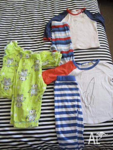 Boys 12-18months Pj's Country Road plus more