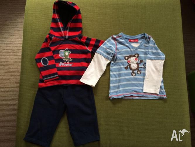 Boys Clothes, sizes 1 and 2