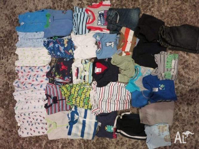 Boys Clothing Size 00-0