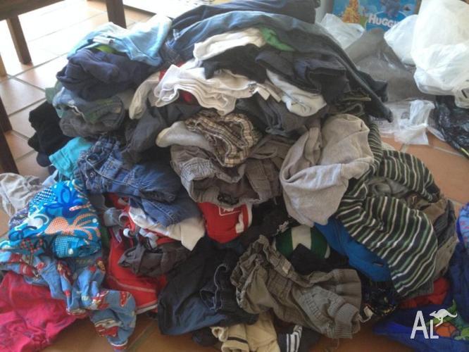 Boys Clothing (size 1-6)