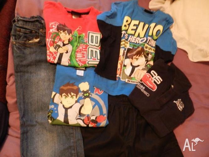 boys clothing size 6