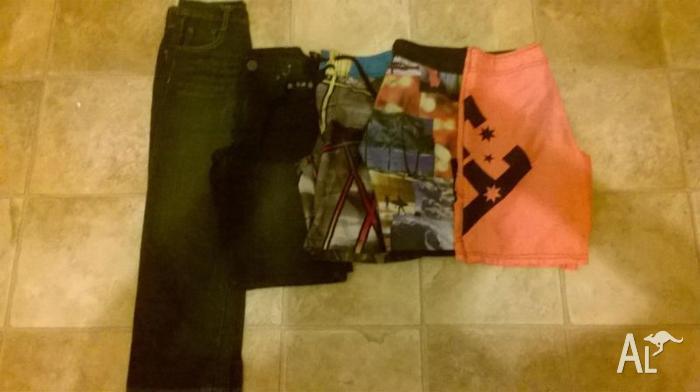boys size 8 clothes