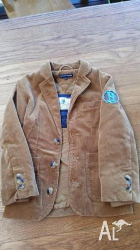 Boys Tommy Hilfiger Jacket size 4