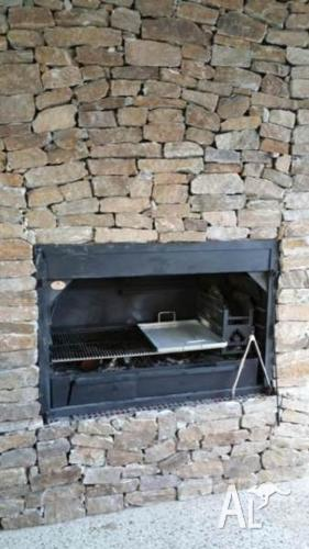 Braai/BBQ/Fireplace - Built-in or Free Standing -