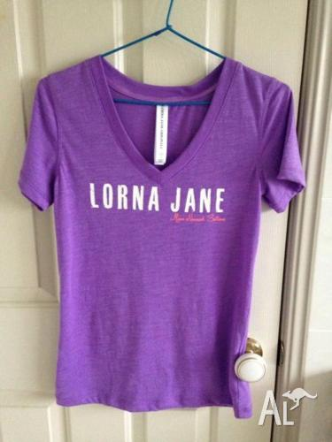 BRAND NEW: Lorna Jane Mandy Tshirt