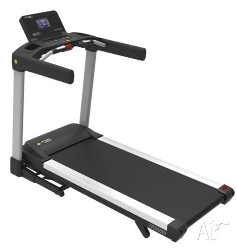 Brand New 4HP Commercial, Strength Master Treadmill