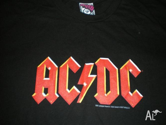 Brand New AC/DC T-Shirt