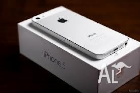 Brand New Apple Iphone 5 32gb White Factory Unlocked