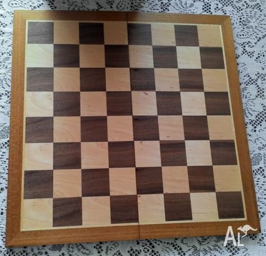 Brand new Chess Board (Board only)