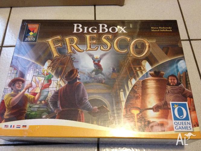 brand new Fresco big box kickstarter ver.