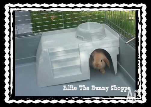 Brand new hiding home for rabbit guinea pig indoor cage