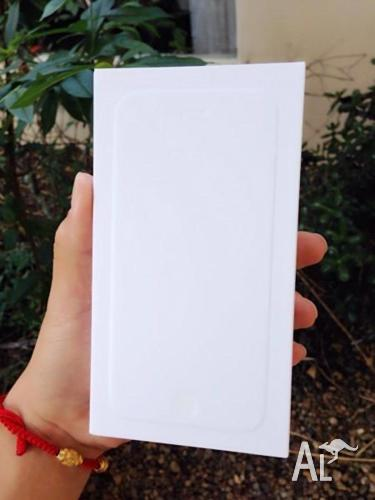 Brand new iPhone 6 plus silver 16G UNLOCKED in box