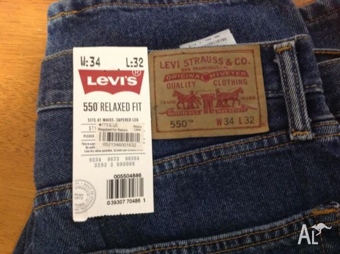 Brand new jeans Levis for sale
