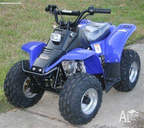 Brand New Kazuma Meerkat 50cc 4 Stroke Quad Great Quality